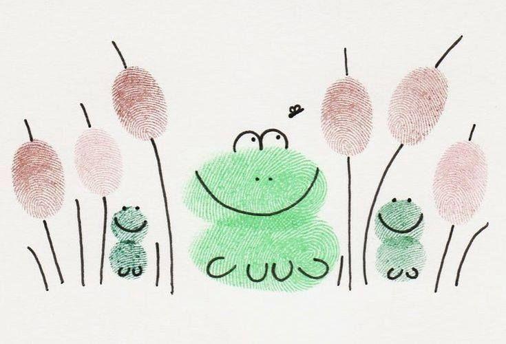 Ne vous tournez plus les pouces : utilisez-les avec vos enfants pour un atelier créatif ! En un tour de main, réalisez votre famille de grenouilles ! Retrouvez le patron du dessin ici http://mnpx.fr/1thtqpF Merci à : http://mnpx.fr/1wyv1aT