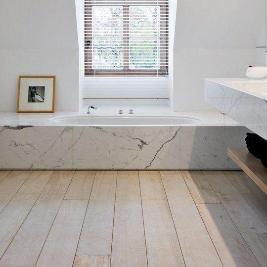 Bad onder dakkapel