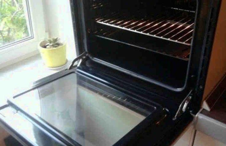 Как без усилий и быстро очистить духовку от нагара