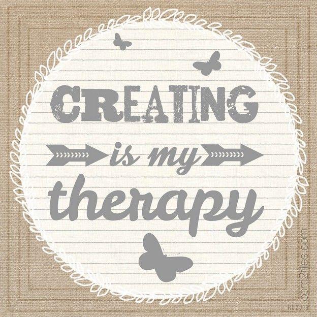 """Résultat de recherche d'images pour """"citations création thérapie"""""""