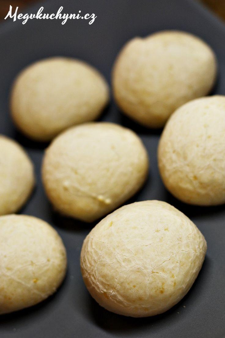 Brazilské pao (bezlepkové sýrové bochánky) | Brasilian Pao