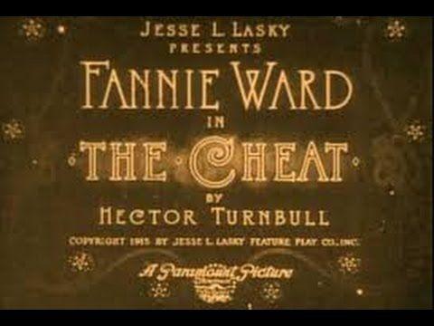 1915 The Cheat [Fannie Ward, Sessue Hayakawa]