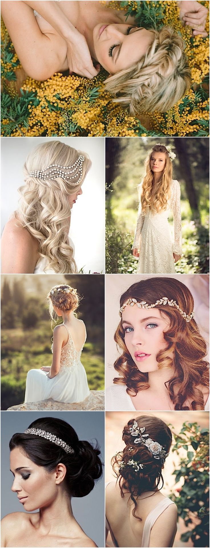 After the dress, then comes hair and makeup! If you've made it to this point, congratulations! Selecting from tons and tons of fabulous wedding hairstyles will be fun. Whether you're going for a chic and textured updo or a long braided style, we've got some lovely ideas to show you to glamorize you'll look while […]