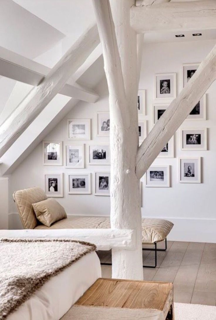 3240 best natur l images on pinterest nature homes and - Poutre peinte en blanc ...