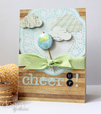 cute cheer up card: Daisies Cards, Cheer Up Cards, Adorable Cards