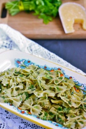 Oil-Free Pesto! | Tasty | Pinterest