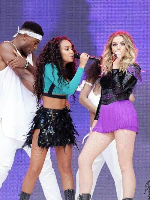 Perrie and Leight-Anne
