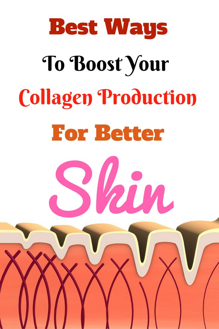 5 Best ways to Boost Collagen Production in Your Body for Better Skin and Nails