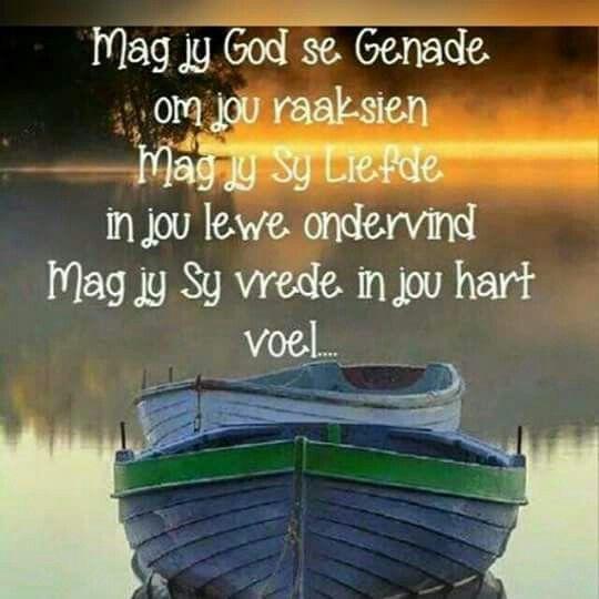 God - Afrikaans
