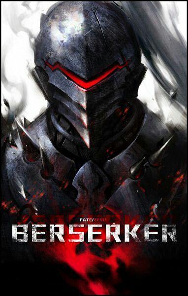 Fate zero  Berserker lancelot