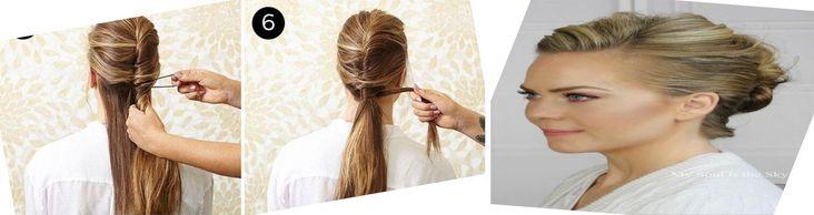 Elegant Updos   Long Long Hairstyles   Easy Bun Updo