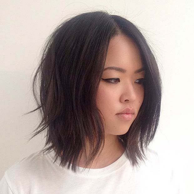 Super 1000 Ideas About Asian Bob Haircut On Pinterest Asian Bob Airy Hairstyle Inspiration Daily Dogsangcom