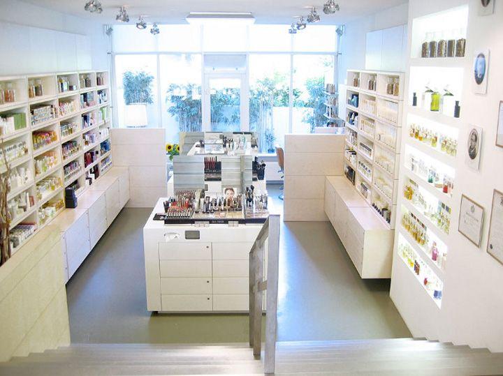 Skins Cosmetics By Studio Erik Nap Amsterdam Store Design