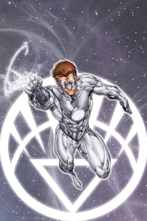 White Lantern (Hal Jordan)