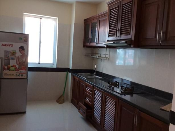 Apartment for rent near BIS (Thao Dien area- District 2)