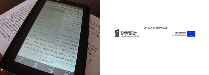 Coraz więcej chętnych na elektroniczne książki http://www.poranny.pl/apps/pbcs.dll/article?AID=/20141110/BIALYSTOK/141109866
