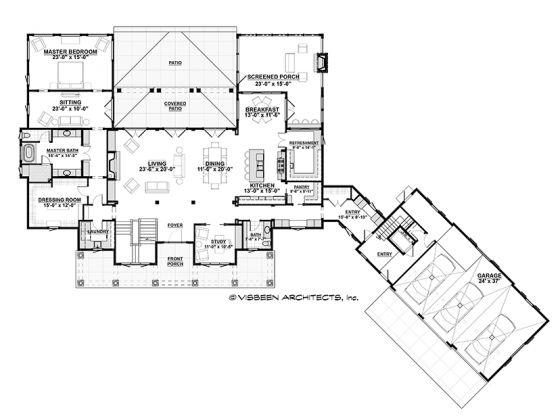 visbeen architects house plans - house decor