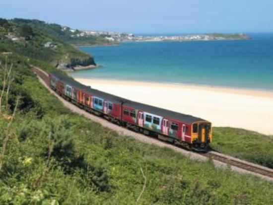 St Ives Bay Line Reviews - Cornwall, England