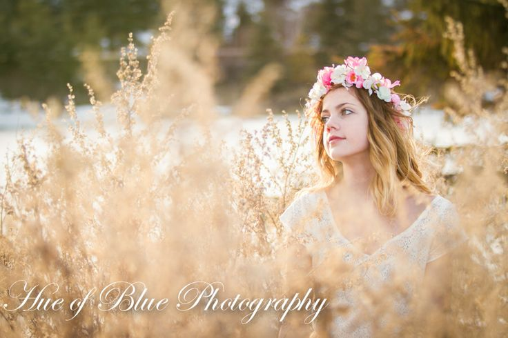 Beauty, nature, innocence, soft, portrait, spring, photography, hue of blue photography, natural beauty, bohemian, pretty