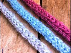 Cordon i-cord tuto tricot facile                                                                                                                                                                                 Plus