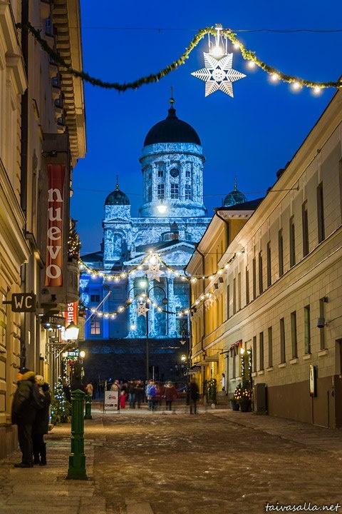 My favourite corner in Helsinki. Mi rincón favorito de Helsinki... Ains...