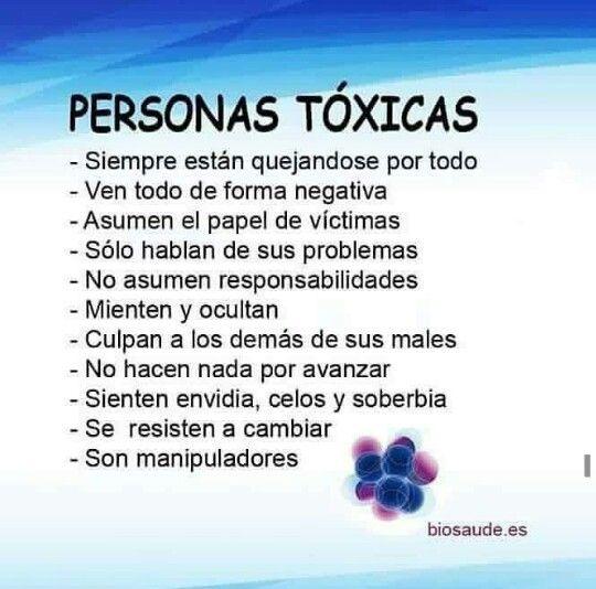 Cuando te alejas de personas tóxicas hasta tu salud cambia.