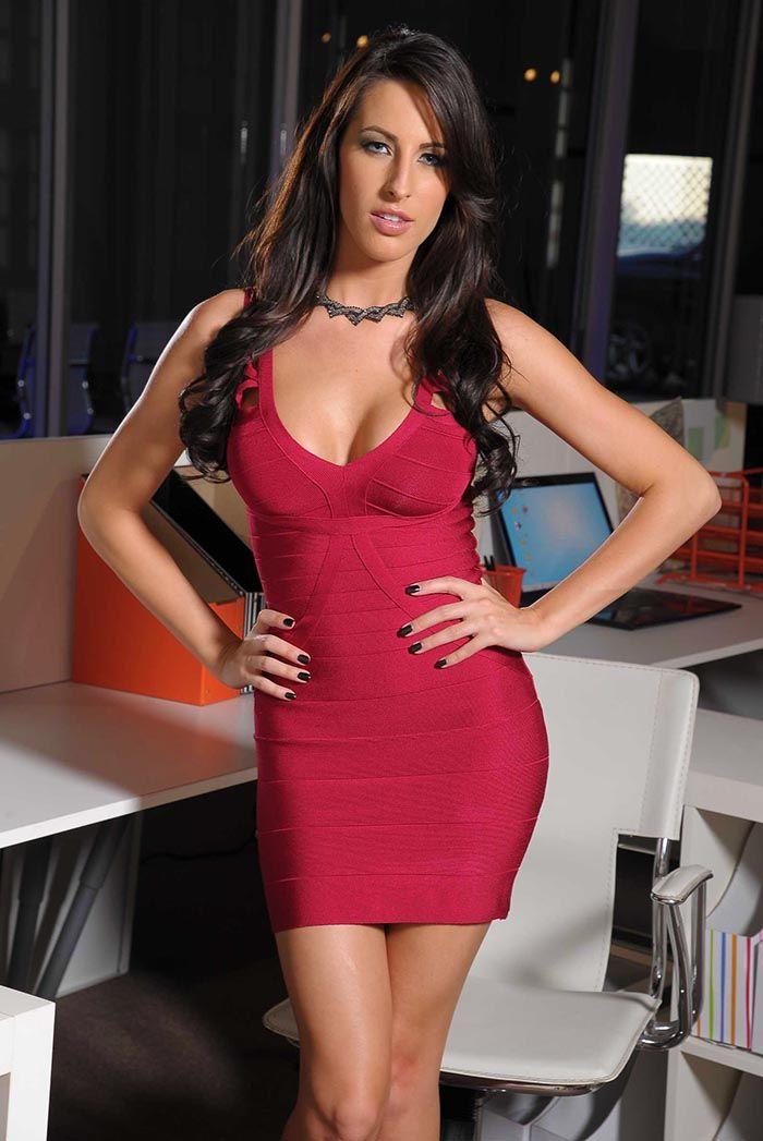Jayden james red dress