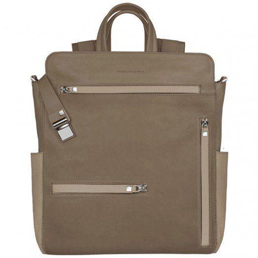 Zaino con porta PC/iPad/iPad®Air estraibile,portaombrello, porta bottiglia e spallacci a scomparsa