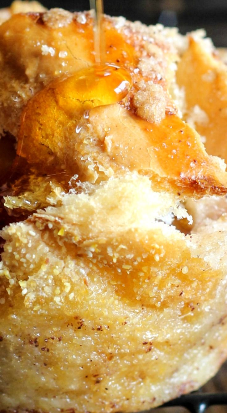 French Toast Muffins ~ Easy French toast-inspired muffins, made with Simply Pure creamer and Greek yogurt.