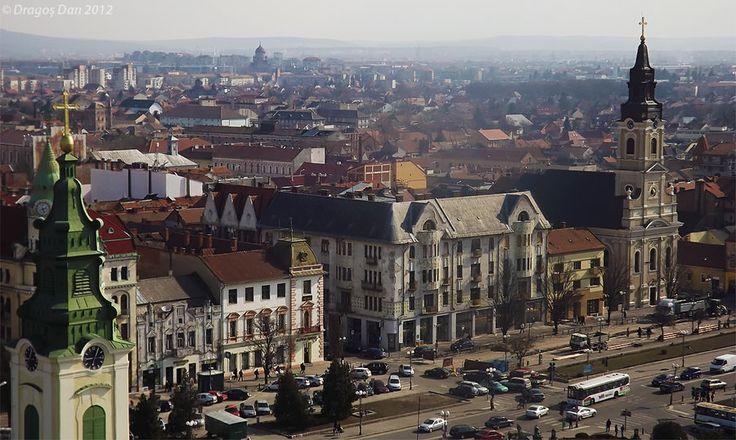 Oradea Historic Center