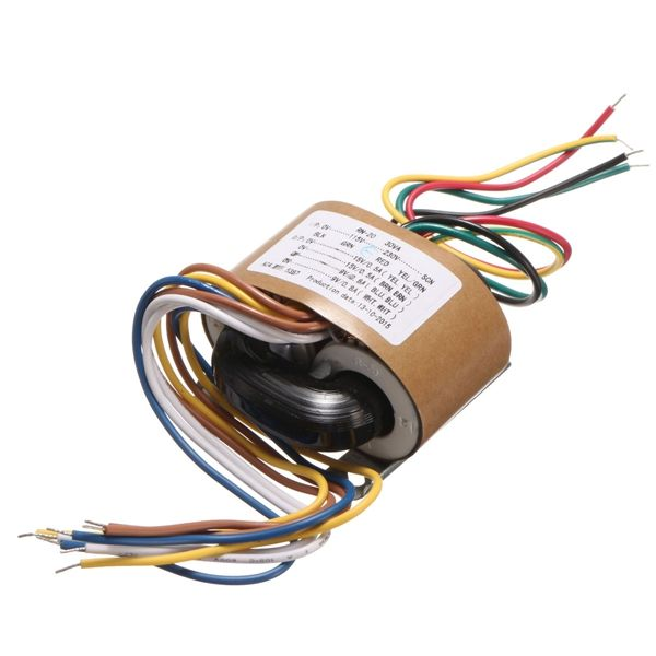 115v 230v 30w Audio R Core Transformer 15v 15v 9v 9v For Preamp Transformers Audio Diy Kits