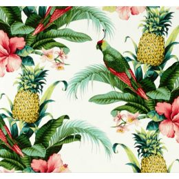 Beach Bounty Lush Green Outdoor Fabric by Tommy Bahama PO277150