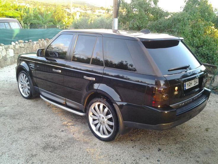 2006 Land Rover Range Rover sport HSE 2.7L 26,500 EUR