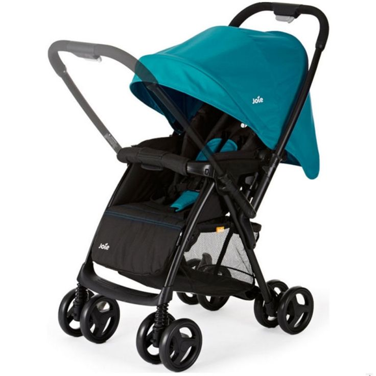 The new Mirus Scenic Stroller Jade by Joie!