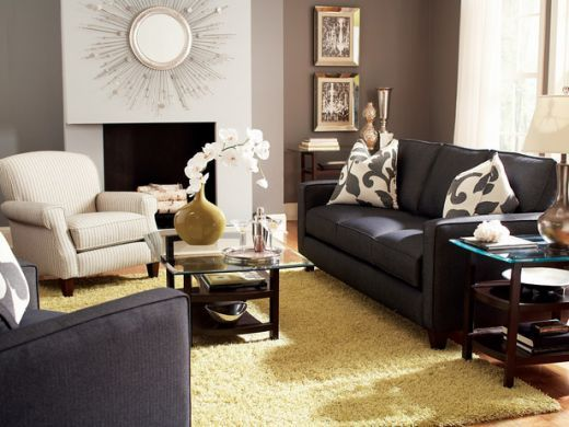 17 Best Ideas About Budget Living Rooms On Pinterest | Decorating