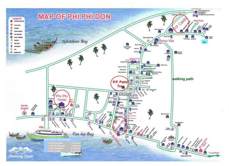 Phi Phi Island Hotels | Phi Phi Hotel :: Phi Phi Hotel & Banyan Villa & P.P. Casita & Palmtree ...
