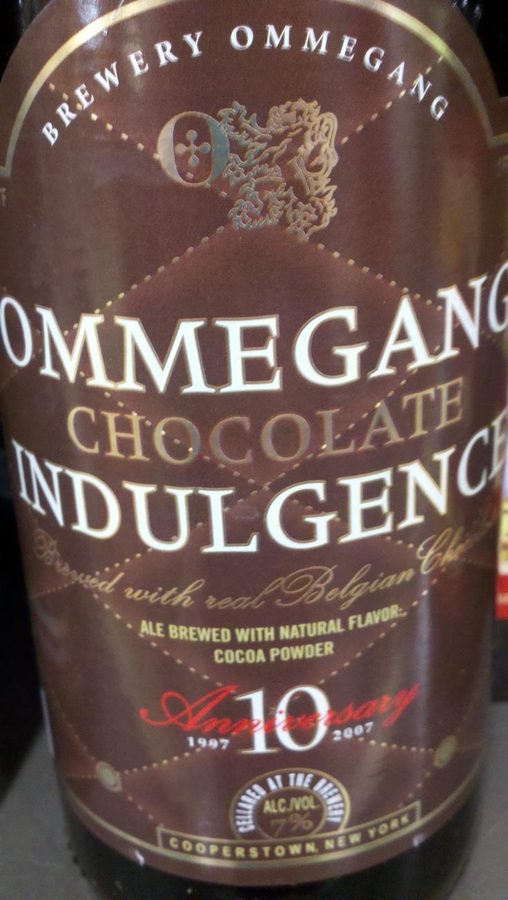 Chocolate Drink!