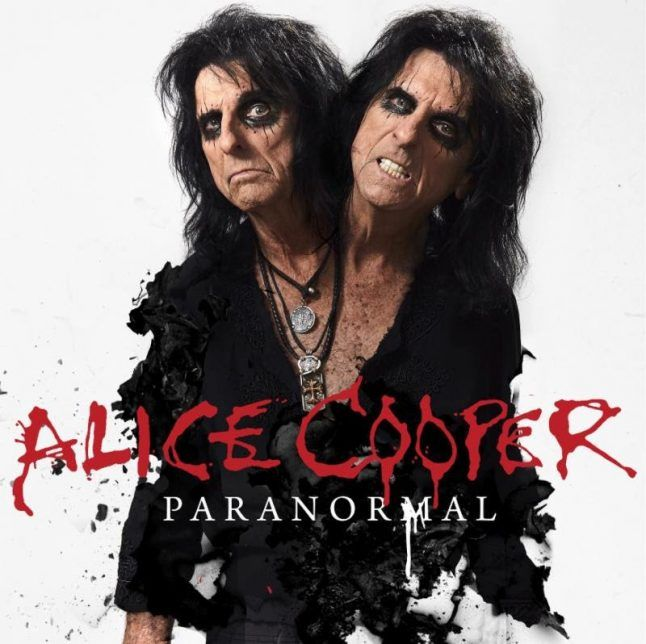 Alice Cooper Premieres New Song Paranoiac Personality   Alice Cooper: Shock Rock superhero unleashes new single new album and tour dates  When it comes to combining horror movies and rock n roll all roads lead to Alice Cooper and almost 50 years after he first stalked onto the shock rock scene The Coop continues to make musical menace. Last night on his radio program Nights With Alice Cooper Alice debuted the first single Paranoiac Personality off the forthcoming album Paranormal. Paranormal…