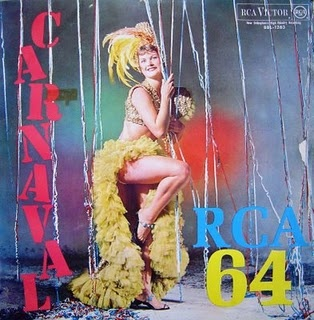 carnaval 1964 #vinil