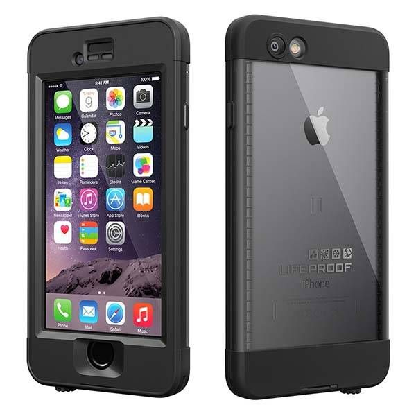Lifeproof Nüüd Waterproof iPhone 6 Plus and iPhone 6 Cases-SR