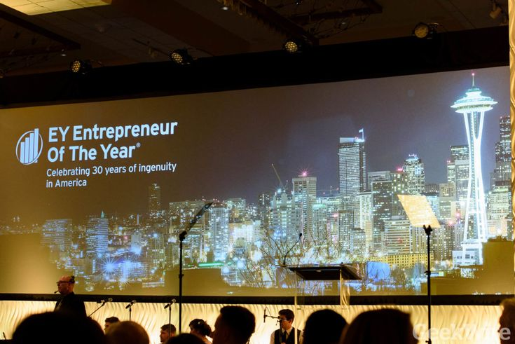 the 21 finalists in EY's 2017 Pacific Northwest Entrepreneur of the Year competition . Adaptive Biotechnologies Corporation   Chad Robins, President / CEO / Co-Founder, and Harlan Robins, Head of Innovation / Founder  Apollo Video Technology   Rodell Notbohm, CEO  BitTitan   Geeman Yip, Founder / CEO  Blue Star Donuts   Katie Poppe, Co-Owner / CEO  Bonanza.com   William Harding, CEO  Coding Dojo   Richard Wang, CEO  Digital Trends   Ian Bell, CEO  EnergySavvy   Aaron Goldfeder, CEO  Genoa, a…