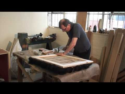 Traditional Upholstery - YouTube