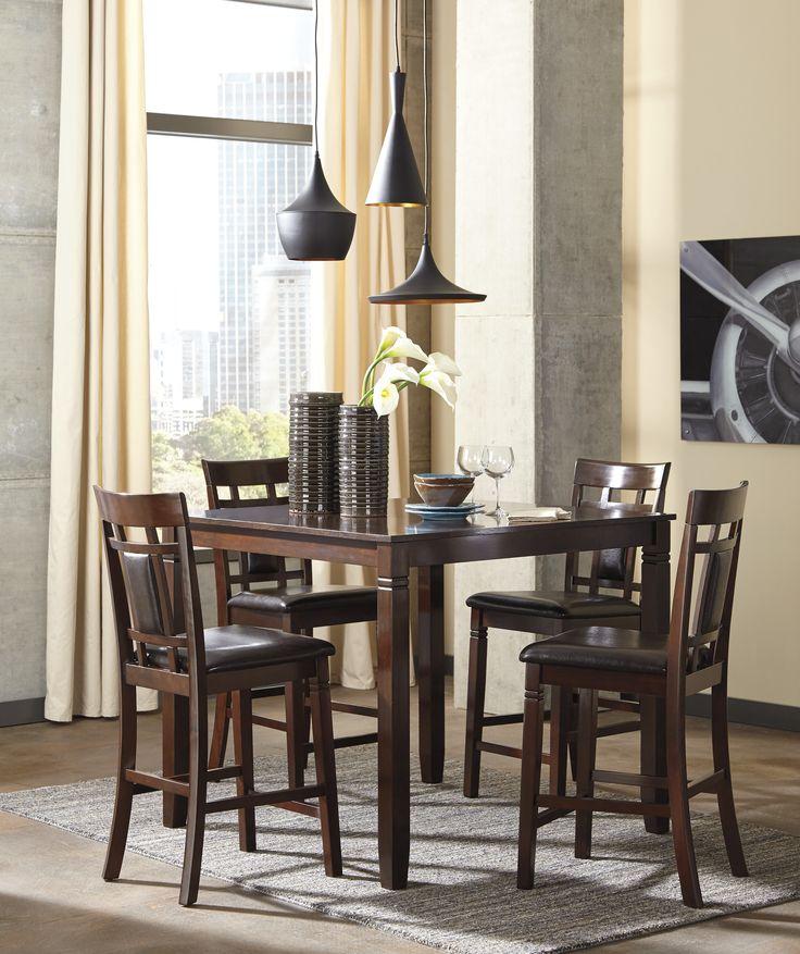 Mejores 74 imágenes de ASHLEY Dining Rooms en Pinterest   Juegos de ...