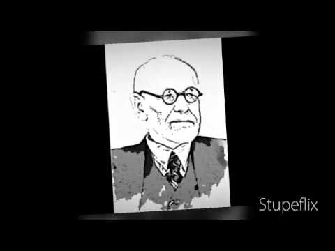 Sigmund Freud Psychology Legend