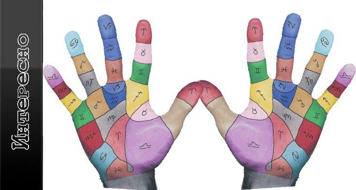 Линия судьбы на руке. Фото с расшифровкой