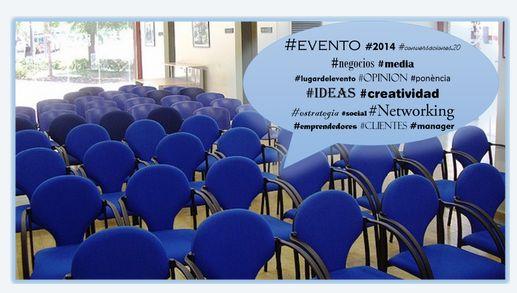 Eventos y social media: interconexiones profesionales http://blog.quedamus.com/2014/07/21/eventos-y-social-media-interconexiones-profesionales/