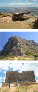 Rhodes mem hike to blockhouse