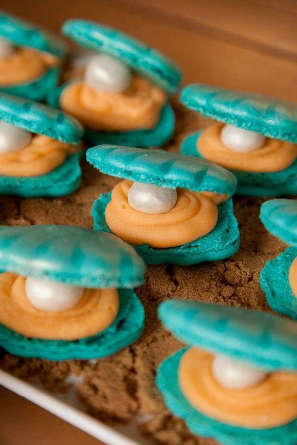 Mermaid Themed 2nd Birthday Party - Bella Paris Designs
