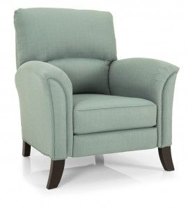 Our 2 Living Room Chairs In Thor Turquoise By Decor Rest