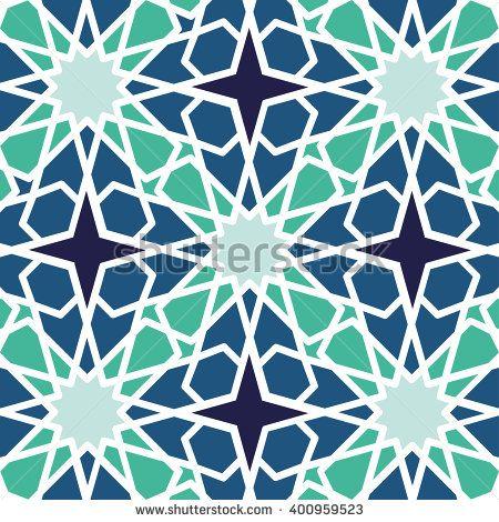 seamless patternvector abstract arabic backgroundarabic islamic motif geometrical ornamentvector